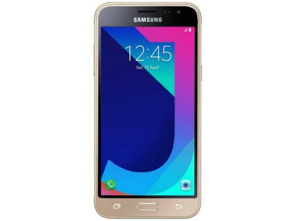 5% off Samsung Galaxy J3 Pro (Gold, 16 GB) (2 GB RAM)