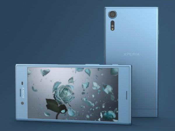 7% off Sony Xperia XZs (Ice Blue, 64 GB) (4 GB RAM)