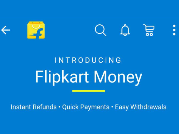 Save your card or refill you Flipkart wallet