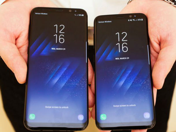 Samsung Galaxy S8 and S8 Plus to get stable Android Oreo update soon