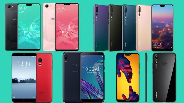 Week 17, 2018 launch round-up: Huawei P20 PRO, Xiaomi Mi 6X and more