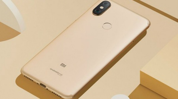 Xiaomi Mi A2 Listed On Amazon In Gold Color With 64 GB