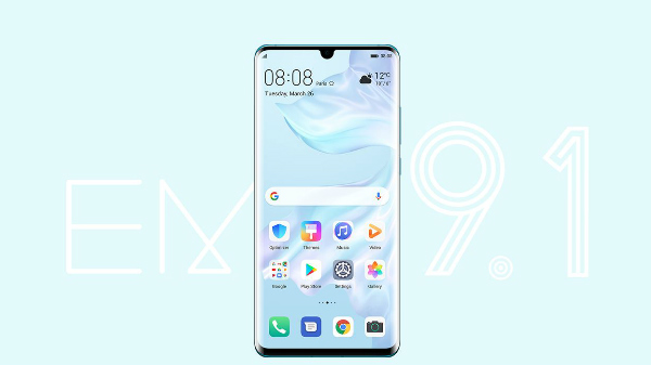 EMUI 9.1 beta now available for select phone: EMUI 9.1 features