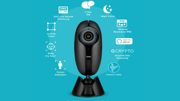 Qubo Smart Home Security Camera With COVID Guard Feature Launched