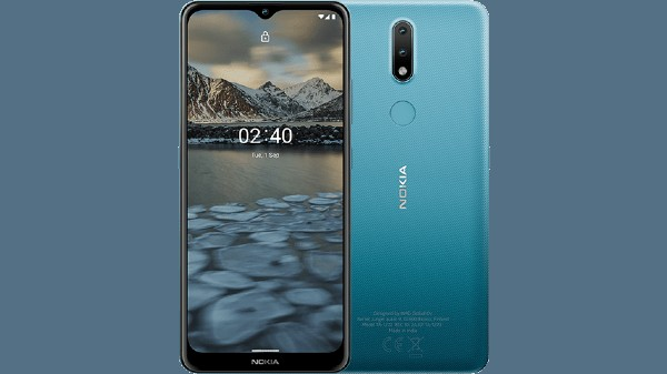 Nokia 2.4 With Dual-Camera Lens, Helio P22 SoC Launched In India