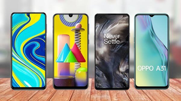Best Selling Mobile Phones On Amazon India In 2020
