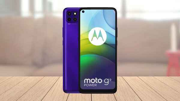 Moto G9 Power With 64MP Triple Rear Cameras Launched In India