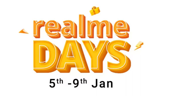 Flipkart Realme Days Sale 2021: Discounts and Offers On Narzo 20A, Realme C11, Realme X3 And More
