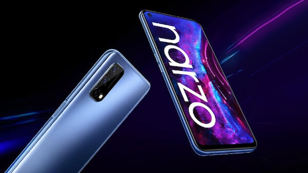 Realme Narzo 30 Pro 5G, Narzo 30A, Buds Air 2 Specs Revealed