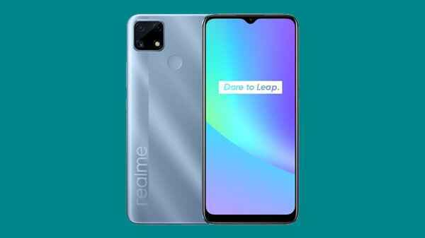 Realme C25 India Launch Officially Teased