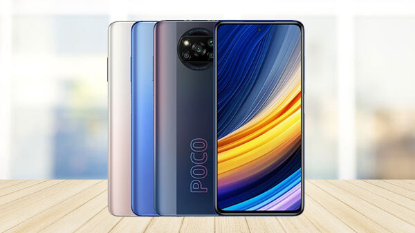 Poco X3 Pro Full Specifications Confirmed Via Official Listing