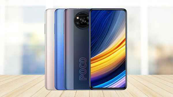 Poco X3 Pro First Sale Set For April 6