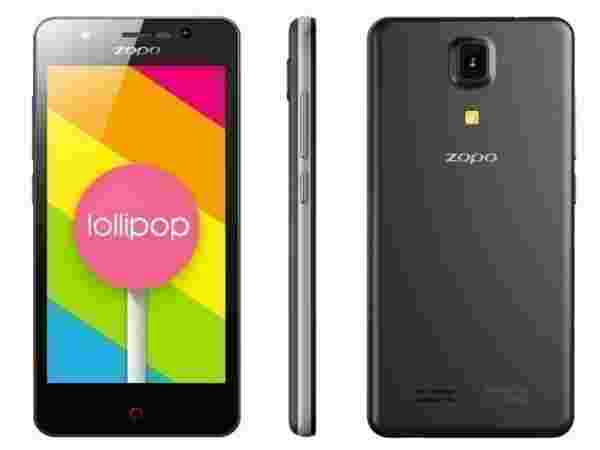 ZOPO COLOR C1 ZP331 (Black)