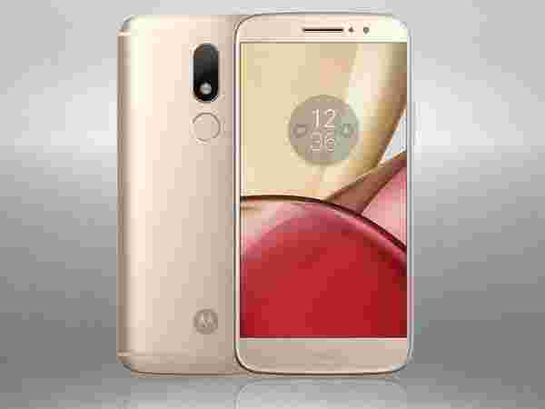 20% off on Motorola Moto M (Gold, 64 GB)  (4 GB RAM)