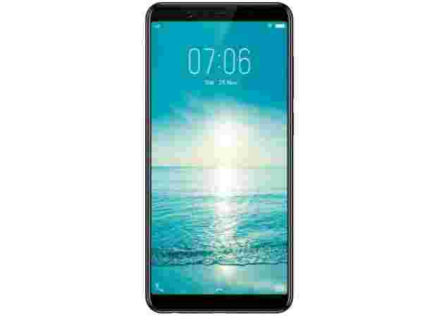 4% off on Vivo V7+ (Energetic Blue, FullView Display)
