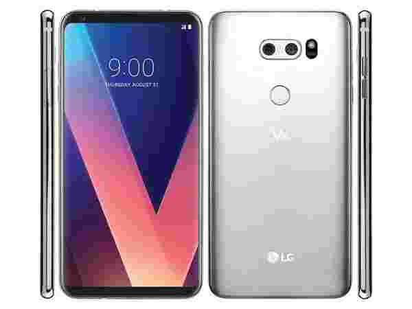 25% off on LG V30+ (18:9 OLED FullVisionTM, 128GB) - Black