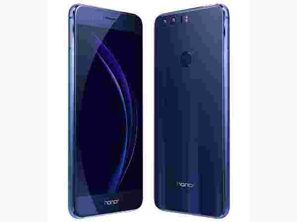 3% off on Honor 8