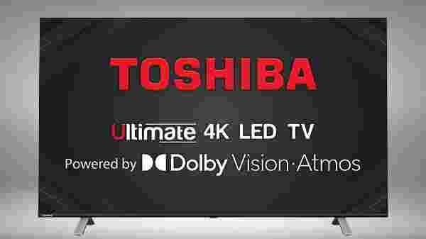Toshiba Full HD, 4K Smart TVs