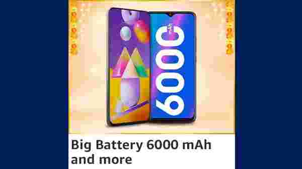 Big Battery 6000 mAh And More Starting From Rs. 8,490