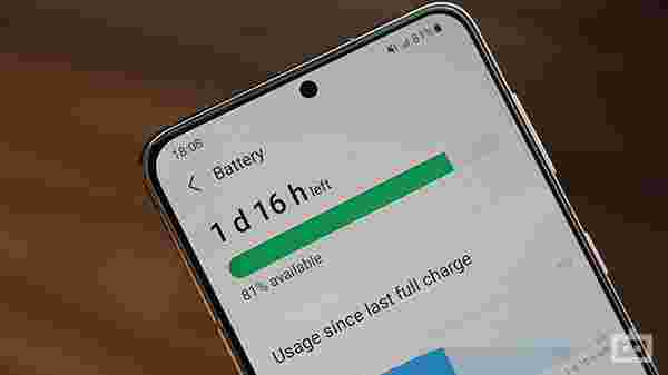 Galaxy S21+ Battery Life, Audio And Connectivity