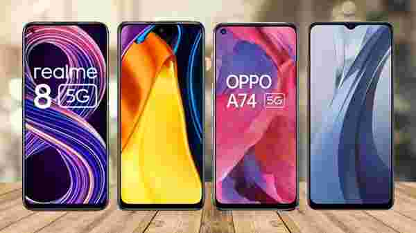 List Of 5G Smartphones Under Rs. 20,000 To Buy In India