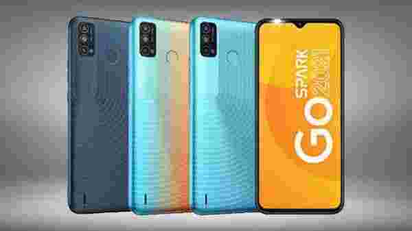 Tecno Spark Go 2021 (Expected July 1st launch In India)