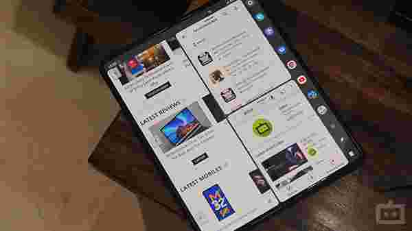 Galaxy Z Fold 3 Software Performance- Better Than Many Tablets