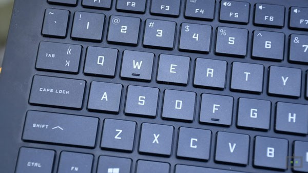 HP Omen 15 Keyboard And Trackpad: Surprisingly Good
