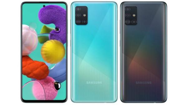 25% Off On Samsung Galaxy A51