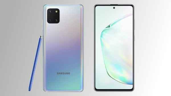 26% Off On Samsung Galaxy Note10 Lite