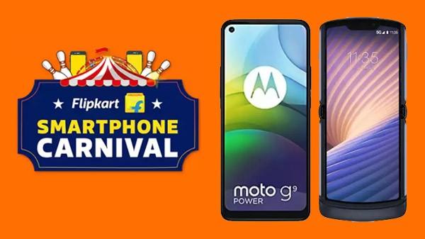 Flipkart Smartphone Carnival Sale: Discount On Motorola Smartphones
