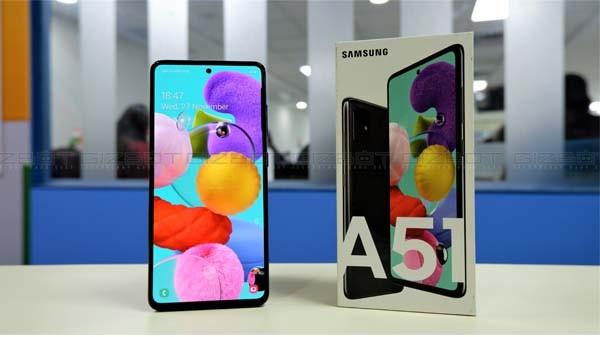 Samsung Galaxy A51 (19% Off)