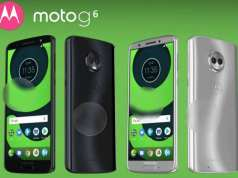 Moto G6, Moto G6 Plus and Moto G6 Play Codenames Leaked