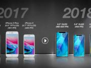 iPhone in 2018