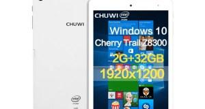 Chuwi Hi8 Pro Windows10 Tablet