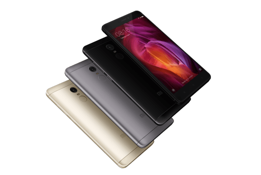 Xiaomi Redmi Note 4 India specifications