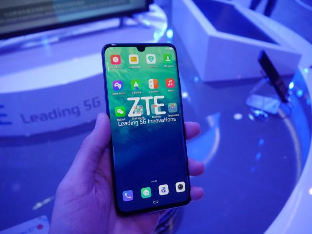 ZTE AXON 10 Pro hands-on
