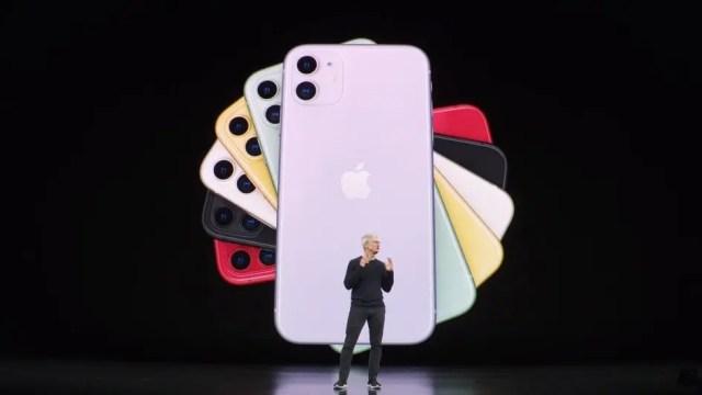 Apple iPhone 11 series