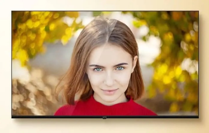 LeTV Super TV F55
