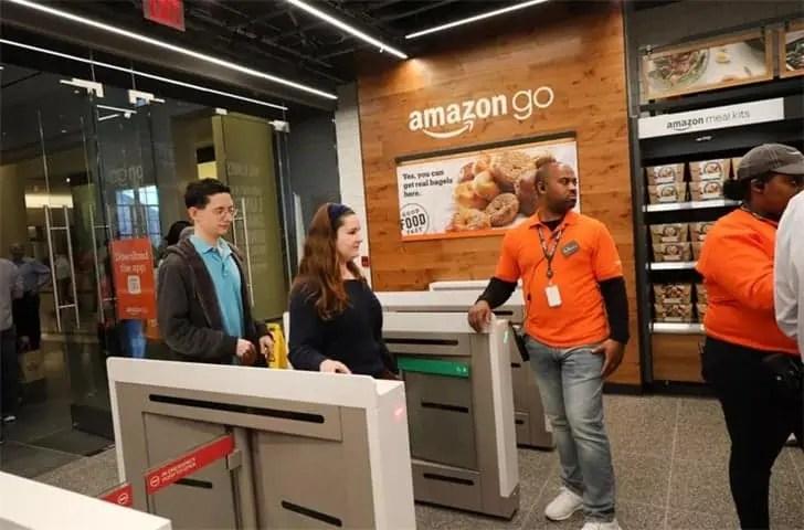 Amazon hands scan