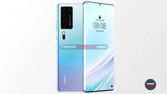 Huawei P40 Pro leaks