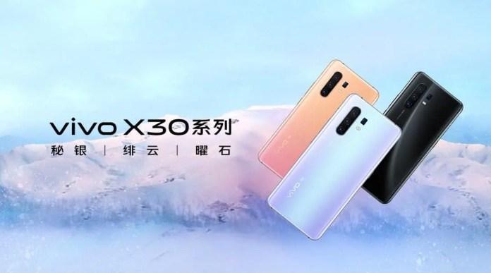 Vivo X30 Series Vivo X30 PRo