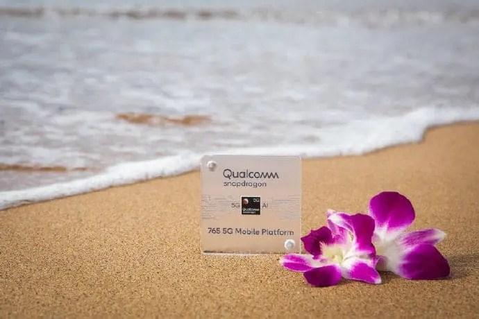 Qualcomm for 5G smartphones