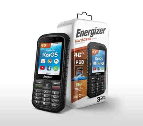 Hard Case H280S : The new 4G rugged phone with KaiOS