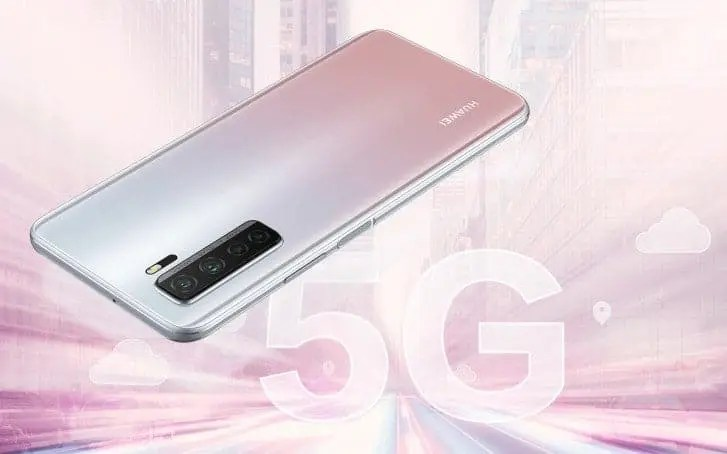 Huawei P40 Lite 5G Announced - One Of The Most Affordable 5G Smartphone in Europe