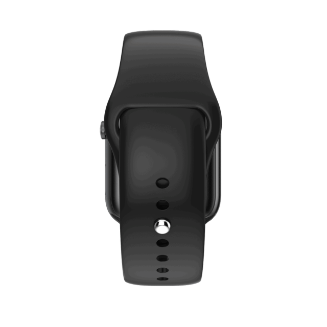 Measure your temperature with the Fobase Air Pro smartwatch 3