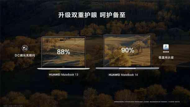 Huawei MateBook X Pro and Huawei MateBook 13 and 14