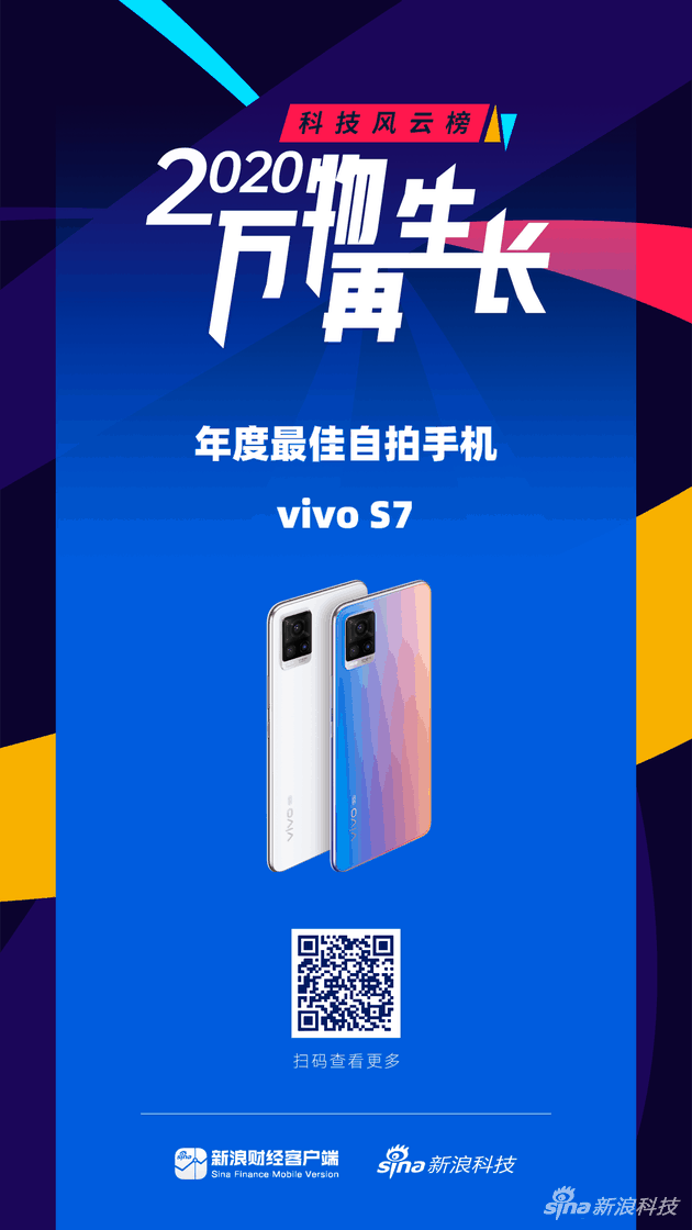 VIVO S7 - the best smartphone of the year