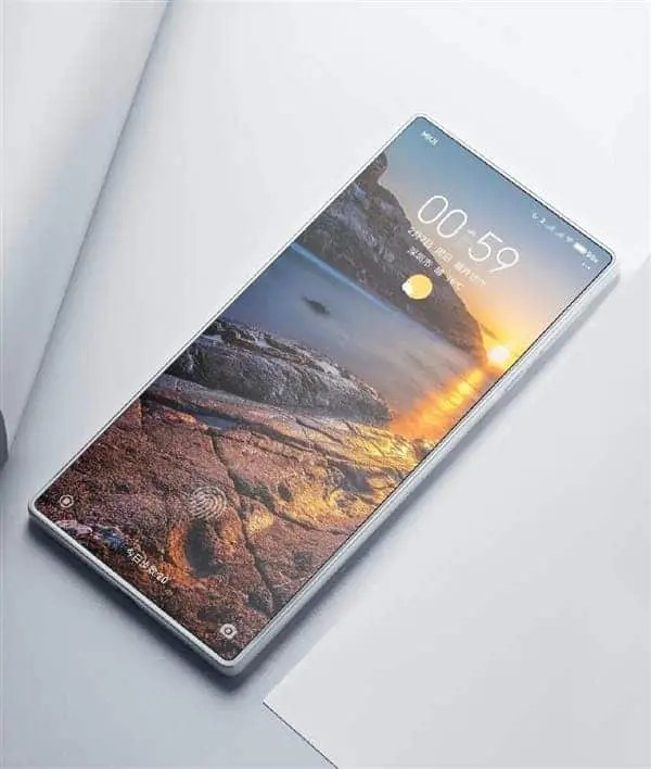 Xiaomi phone 200w fast charging