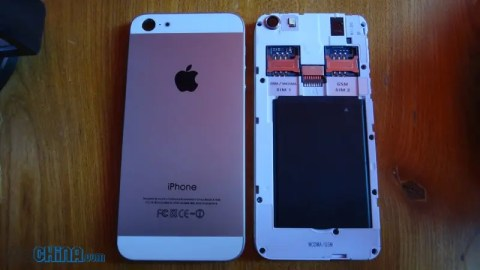hero h2000+ iPhone 5 clone dual sim review